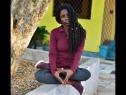 Reggae singer Jah9  is big on service and she credits her parents for developing this trait in her.