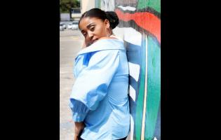 Reggae newcomer Tia from the US Virgin Islands of St Croix.