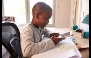 COVID-19 has disrupted normal life. Many children now learn through online classes.