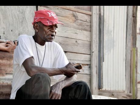 Clifford, a fisherman of more than 55 years, said it is extremely difficult to get bait.