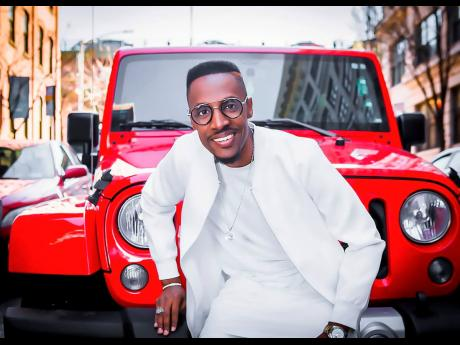 Gospel singer Omari
