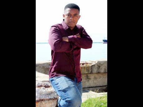 Dancehall Pastor Stephen Blake.