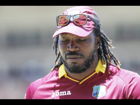 Contributed Gayle